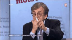 Gif avec les tags : Finkielkraut,attention,stylo