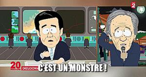 Gif avec les tags : Philippe Tesson,animal,anime,monstre,south park,zéon