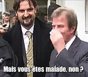 Gif avec les tags : Kouchner,malade,organes